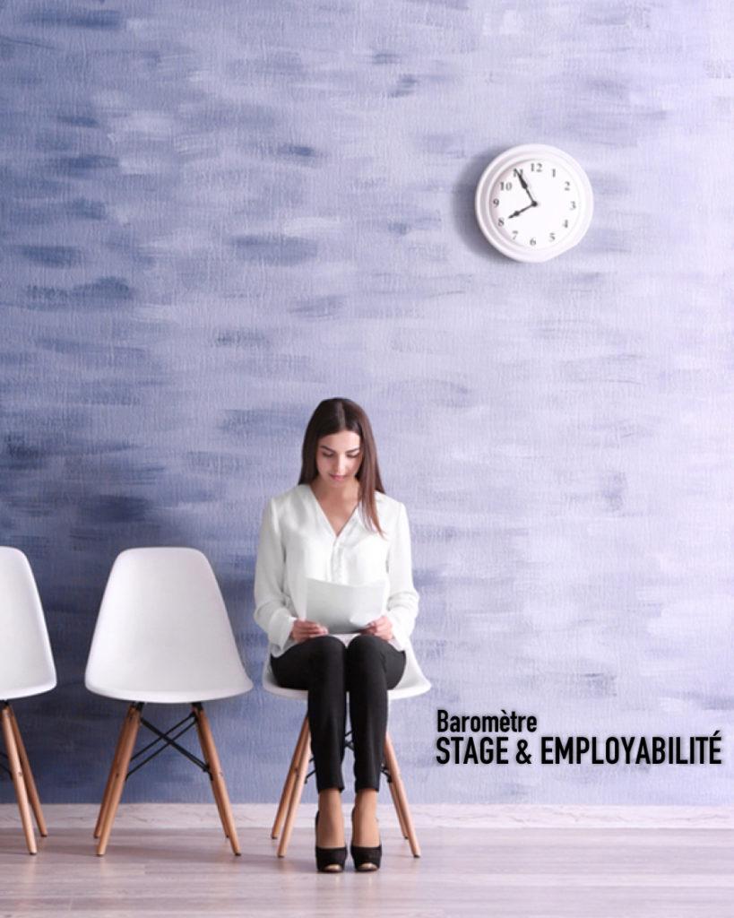 Barometre stage et employabilite